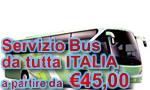 Servizio bus per ischia da tutta italia